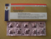 Amlo Tablets 10mg