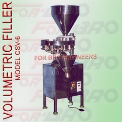 Semi Automatic Cup Filling Machines