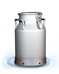 Aluminum Alloy Lockable Milk Can