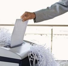 Rental Of Paper Shredders Paper Shredding Machine On