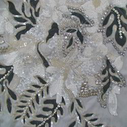 Wedding Gown Embroidery