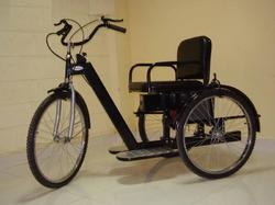 Vikruth Motorized Tricycle