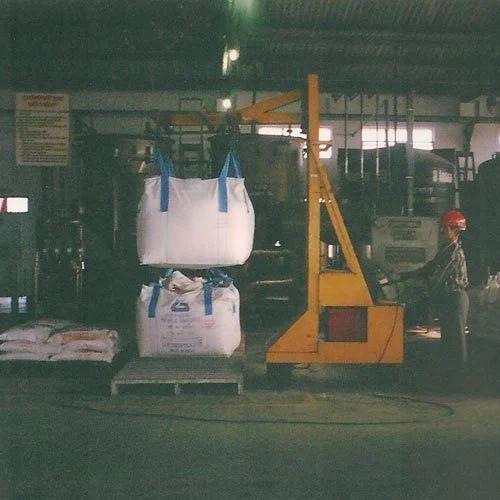 Jumbo Bag Lifter Battery Operated Jumbo Bag Lifter