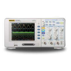 50 MHZ with 2 Channel Mixed Signal Oscilloscope