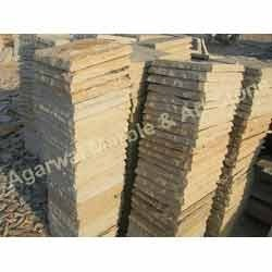 Desert Yellow Brown Sandstone Paving