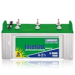 Flat Plate Deep Cycle Battery