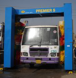 KRE Premier S - 2 Brush Bus Wash