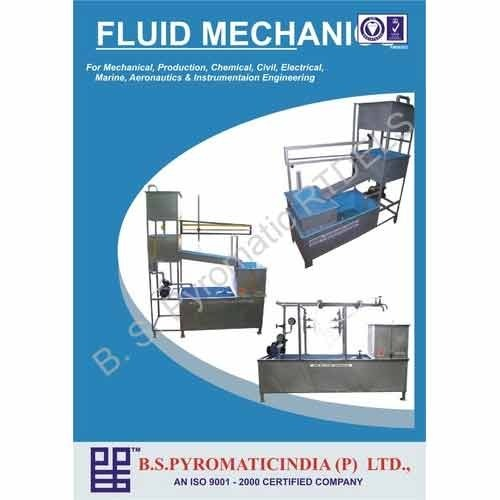 Fluid Mechanics Catalog
