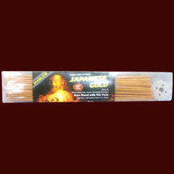 2 in 1 Incense Sticks (Japanese Gold)