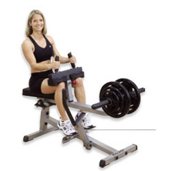 GSCR-349 : Seated Calf Raise Machine