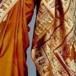 Printed Silk And Crepe Sarees