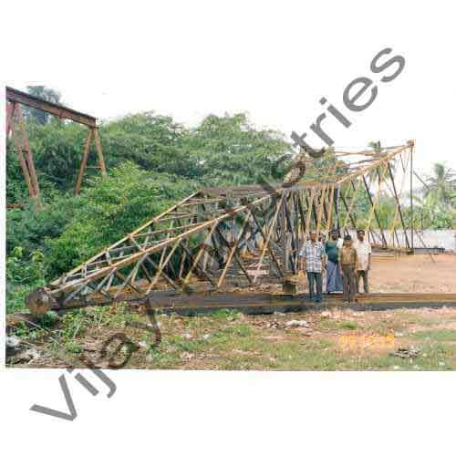 Tower Fabrication Services : Transmission tower fabrication