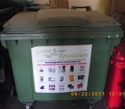 Dustbins Otto India