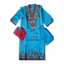 Ladies Hand Embroidered Kurtis