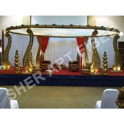 Wedding Round Mandap
