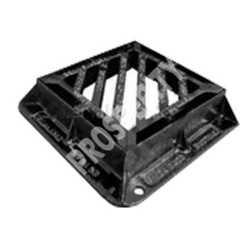 Flat Grate and Frame