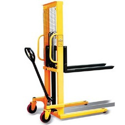 Industrial Hydraulic Manual Stacker