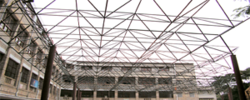 Space Frame, Toll Plaza