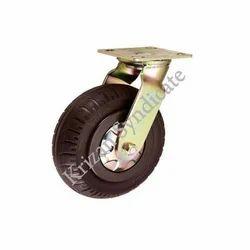 Semi Pneumatic Caster Wheel