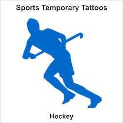 Hockey Tattoo