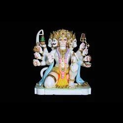 Panchmukhi- Hanuman- Statue