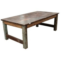 Wooden Long Table