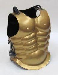 Muscle Armor Brass