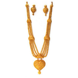 Long Necklace Set