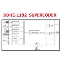DDHE-1182 Super Coder