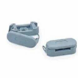 Plastic DC Tape Clip