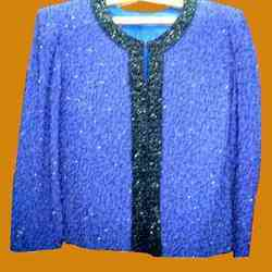 Beaded Jacket