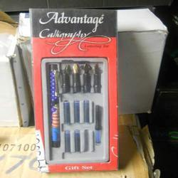 Advantage Calligraphy (Lettering Set)