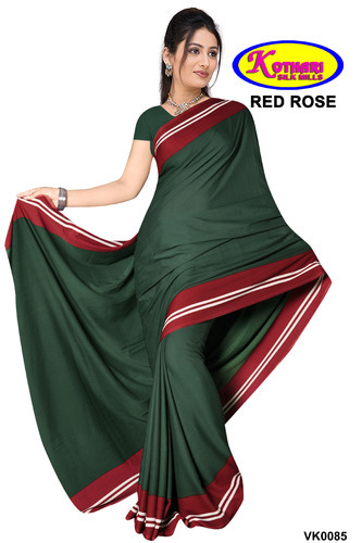 Female Staff Uniform Sarees