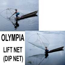 Olympia Fishing Lift Net