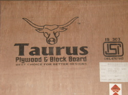 Taurus plywood sheets