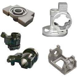 Wooden Machinery Casting