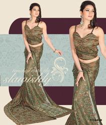 Silk Ladies Sarees