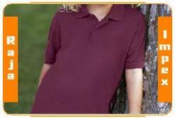 half sleeve polo shirts