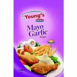 Mayo Garlic