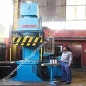 Hydraulic Deep Draw Press With Die Cushion