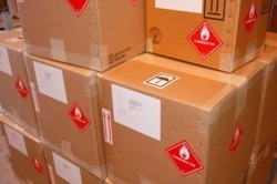 Dangerous Goods Packaging And Shipping Services