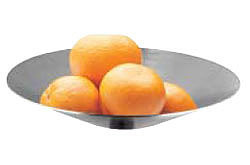 Steel Fruit Bowl