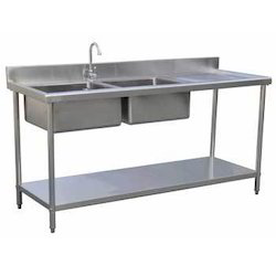 Stainless Steel Table Sinks