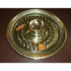 Brass Pooja Thali
