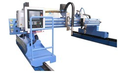 CNC Gantry Plasma and Oxyfuel