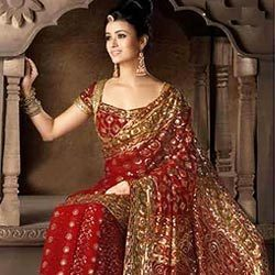 Heavy+Bridal+Sarees
