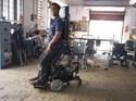Battery Powered Standup Wheelchair
