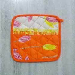 Cotton Printed Pot Holders