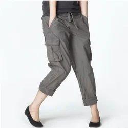 Girl's Cargo Pants
