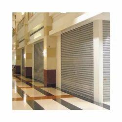 Mall Rolling Shutter